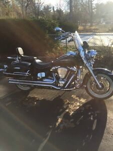2005 Yamaha Roadstar Canadian Special Edition