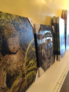 Brand New Indoor/ Outdoor Wall Art Starting $21.95 only