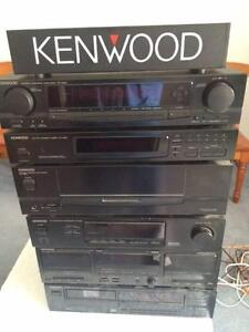 Kenwood Complete Stereo System Castle Hill The Hills District Preview