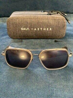 Salt Optics Aether Voyage Sunglasses Tempest+Matte Grey Lens (Salt Optic)