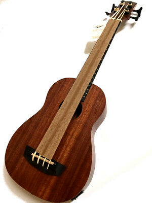 - NEW UKULELE 4 STRING BASS ACOUSTIC/ELECTRIC W/ AQUILA STRINGS KELO UBASS