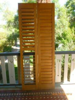Plantation Shutter Bi-Fold Door