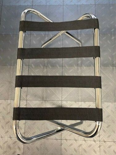 Chrome Luggage Rack, WHITMOR 6060-430