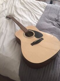 Almost New Yamaha F310P2 Full Size Acoustic Guitar - Natural