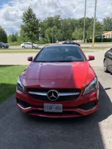 Mercedes CLA250 Lease takeover