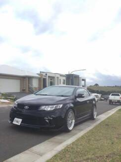 2010 Kia Cerato Koup Manual Flinders Shellharbour Area Preview