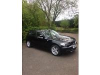BMW 1 SERIES 118 2.0 TD SE 5 DOOR BLACK 10 REG 2010