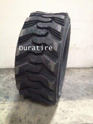 15-19.5 14pr Duramax D500 Skid Steer Loader Tires 4 Tires 15x19.5