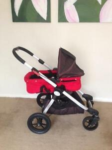Quick sale! City select baby jogger pram with bassinet Panania Bankstown Area Preview