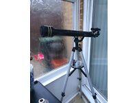 National Geographic telescope 60/700 AZ Refractor