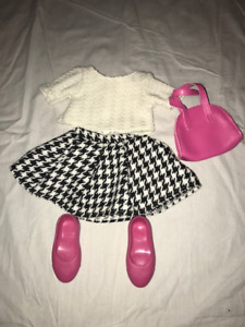 """Journey Girl Doll (18"""") Clothing & Accessories"""