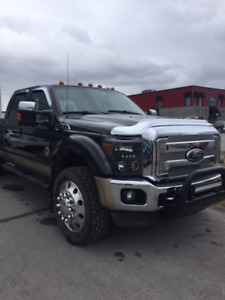 Ford F-450 Lariat, 6.7 turbo diesel