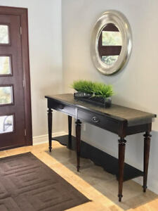 """""""Stanley Furniture"""" Console Table"""