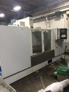 Fadal 6030 CNC  VMC,   3 probes, 5 axis, Coolant Through Spindle