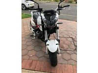 USED ONCE 2018 BENELLI 125 TNT NAKED