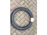 NEW Wheel 3.00 - 21 - 1 tyre - Ideal for Rudge Classic Motorbike