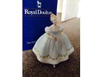 Doulton Lady 'First Dance' (BOXED) Never been out the box