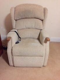 HSL Grande dual rise and recliner - reasonable offers considered