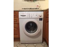 MINT CONDITION BOSCH 7KG Washing Machine. Energy: A+++ Spin: 1,200 (WAE24177UK)