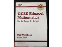 GCSE Edexcel Maths Workbook Higher