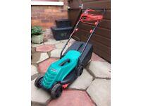 BOSCH Rotak 320ER Lawnmower for sale - good condition £40