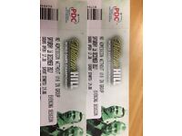 World Championship Darts 2 Tickets Sat 16/12/17 Evening Session Adult and Child tickets