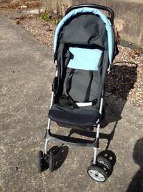 infant's stroller