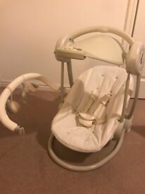Mamas & Papas Starlight Swing - Excellent Condition