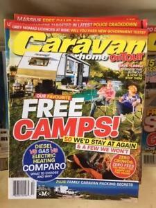 caravan and motorhome magazine