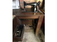 Treadle Sewing Machine - Free