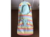 Mothercare Baby Bouncer - Bought as a Spare - In Perfect Condition!