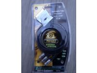 17 new Profigold Scart & various AV cables - £35
