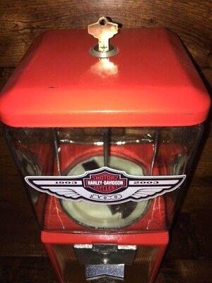 Lock Key For Northwestern Gumball Candy Bulk Vending Machine Lock Key Only