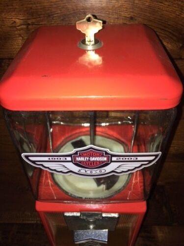 Northwestern Gumball Candy Bulk Vending Machine Lock & Key