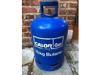 Empty Calor Gas Bottle 15kg