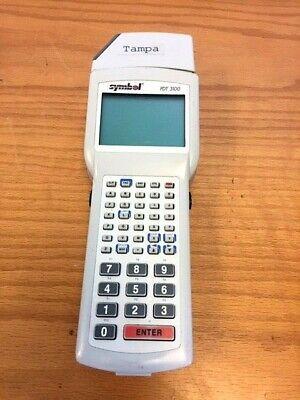 Symbol Pdt3100-s0824010 Handheld Barcode Scanner