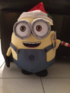Christmas with the Minions