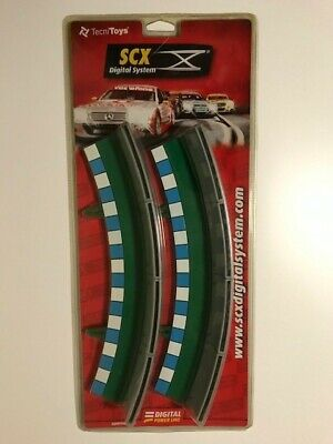 SCX DIGITAL SYSTEM Standard Curve Border with Barrier 2 Ref 20040