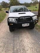 Toyota Hilux 2011 SR Dual Cab Ute Mount Torrens Adelaide Hills Preview