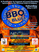 BBQ & Blues, 'In Support of Local Charities'. 2017
