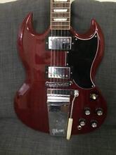 2013 Gibson SG Original '67 Reissue Surry Hills Inner Sydney Preview