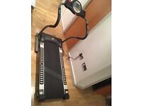 V-Fit Treadmill & Bike. Great Condition! Best option for a house/flat!