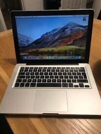 Apple MacBook Pro (A1278) 13.3 mid 2012 i5 2.5GHz, 8GB RAM, 240GB SSD, DVD Drive