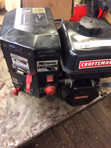 Snowblower engine 6.5 hp 208 cc