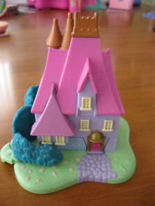 Polly Pocket - Cinderella's Stepmother's House