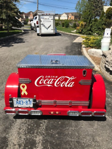 Coca Cola Trailer for sale