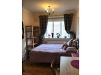 A well-decorated room with OWN BALCONY available in Holland Park W11; ALL BILLS INCLUDED