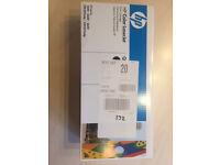 NEW UNUSED - HP Colour LaserJet toner cartridges: 1 x Q6000A (Black) and 1 xQ6003A (Magenta)