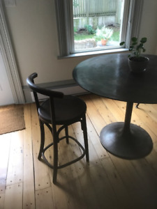 Beautiful antique bent wood kitchen chair - $60 obo