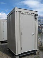 Bâtiment en acier pour salle électrique